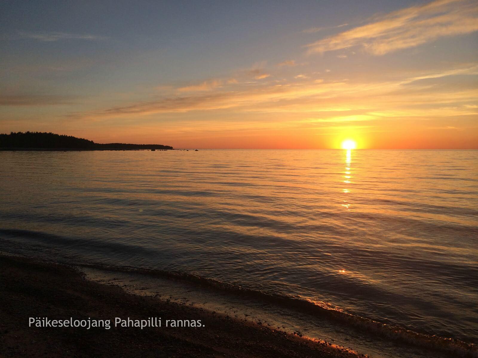 päikeseloojang-pahapilli-rannas-saaremaal